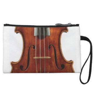 Violin Clutch Bag