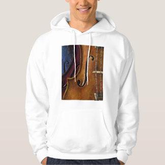 Violin Composition hoodie