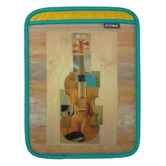Violín compuesto fundas para iPads