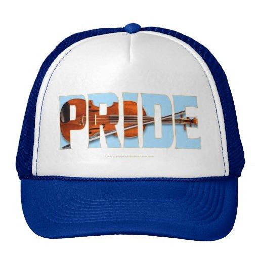 Violin/Fiddle Pride Trucker Hat