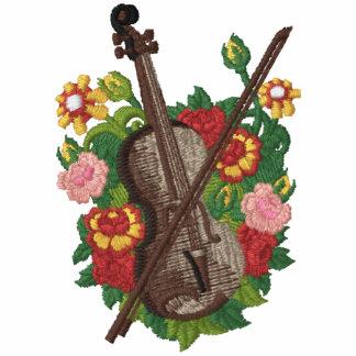 Violin Floral
