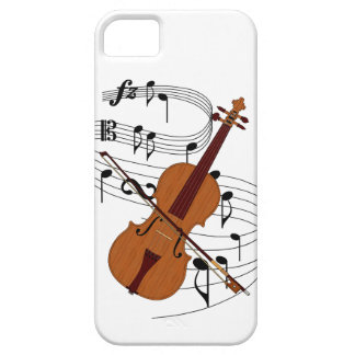 Violín iPhone 5 Case-Mate Protector