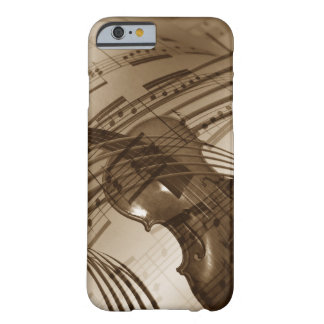 Violín Funda De iPhone 6 Barely There