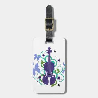 Violin Gift-Luggage Tag