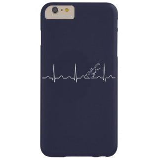 VIOLIN HEARTBEAT BARELY THERE iPhone 6 PLUS CASE