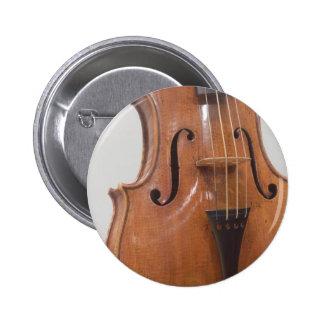 Violin II 2 Inch Round Button
