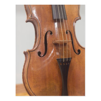 Violin II Postcard