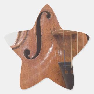 Violin II Sticker
