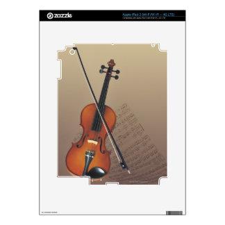 Violín iPad 3 Skins
