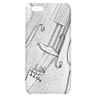 Violin ipod Case iPhone 5C Case