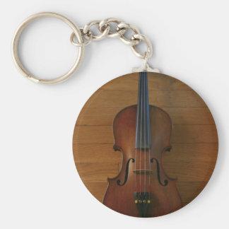 Violin Key Chain