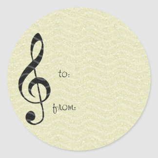 violin key music stickers