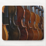Violin Lineup Mouse Pad
