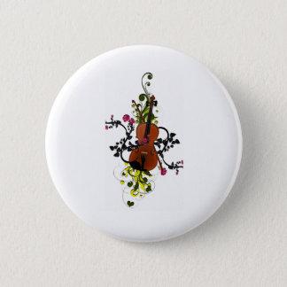 Violin Love Button