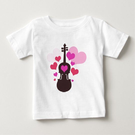 Violin Love T-shirts