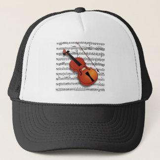 Violin Lover_ Trucker Hat