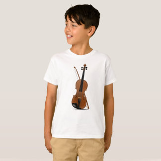 Violin Lovers, Musical String Instruments T-Shirt