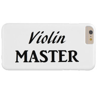 Violin Master Barely There iPhone 6 Plus Case