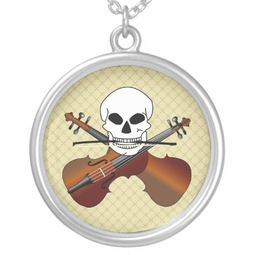 Violin Master Funny Music Jewelry Gift