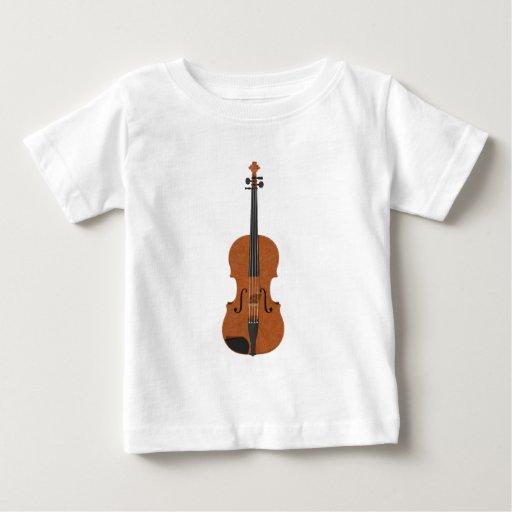 Violín: modelo 3D: Tshirt