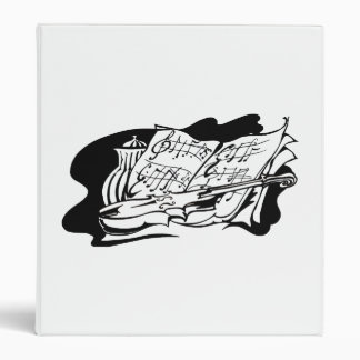 violin music jar still life outline.png 3 ring binder