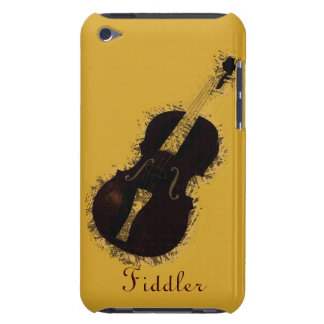 Violin Musical Instrument Violinist Fiddler Barely There iPod Cover