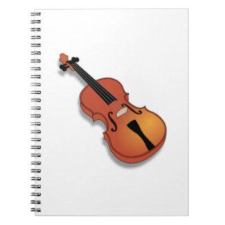 Violin Note Books