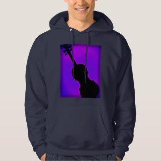 Violin or Viola Hoody or Hoodie Shirt