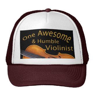 Violin or Viola Humble Golf Cap or Hat