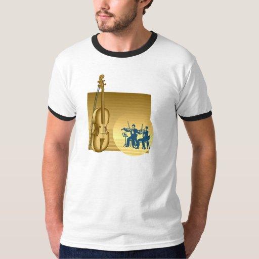 Violin Orchestra T Shirts