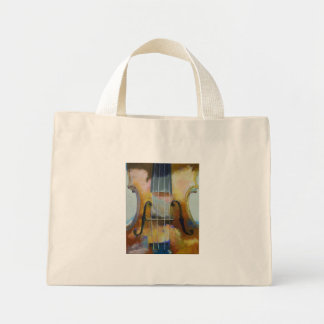 Violin Painting Bag