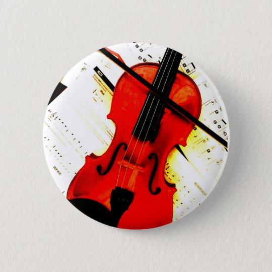 Violin pin button