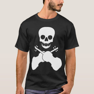 Violin Pirate_3 T-Shirt