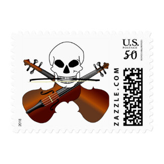 Violin Pirate Postage