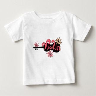 Violin Player Baby T-Shirt