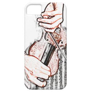 Violin Player iPhone SE/5/5s Case