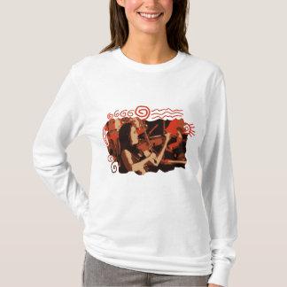 Violin Player T-Shirt