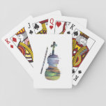 Violin Playing Cards