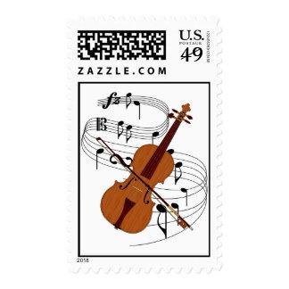 Violin Stamps