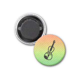 Violin Refrigerator Magnets