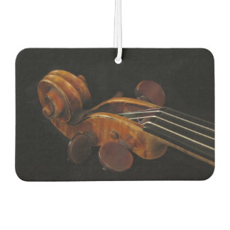 Violin Scroll Air Freshener
