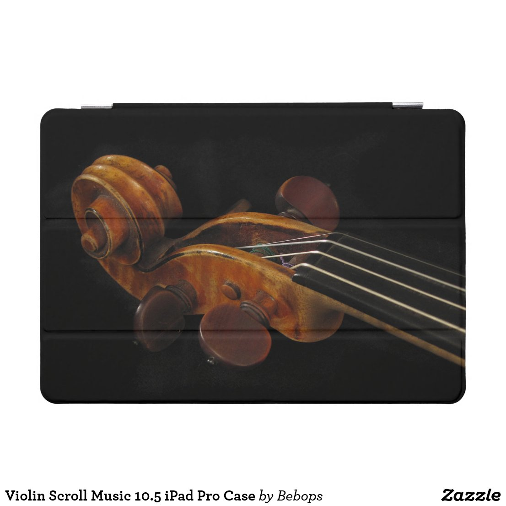 Violin Scroll Music 10.5 iPad Pro Case