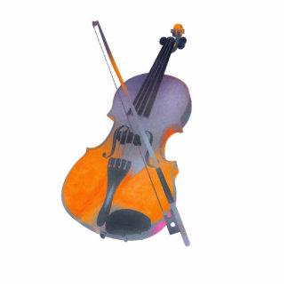 Violin Sculpture Photo Sculptures