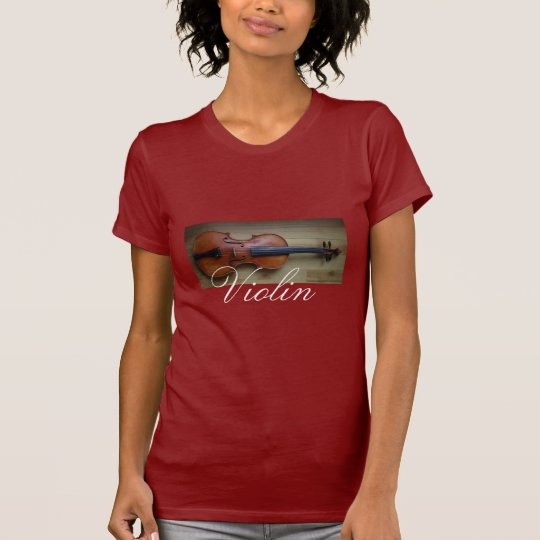 Violin Shirt for the Violin Site S...