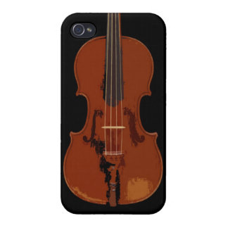 Violin string instrument music orchestra song soun cover for iPhone 4