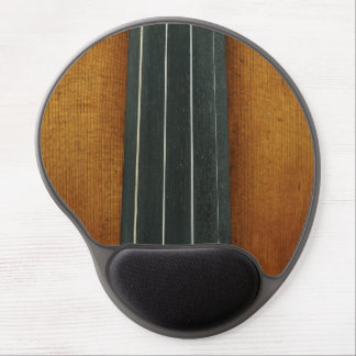 Violin Strings and Fingerboard Detailed View Gel Mouse Pad