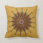Violin Sunflower Pillows