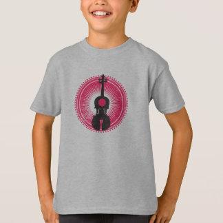 Violin+T-Shirt for Boys T-Shirt
