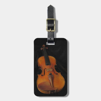 Violin Travel Bag Tags