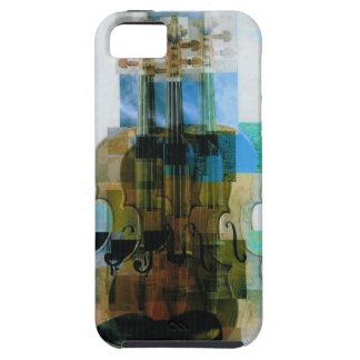 Violin Trio Collage iPhone SE/5/5s Case